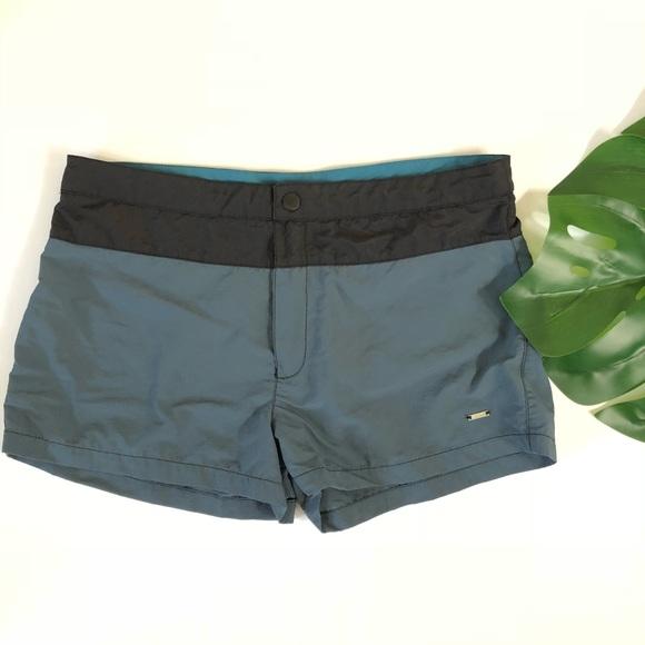 75cb1d1c ZARA •Men's shortie swim trunks•. M_5b54b449d8a2c78f24751e96